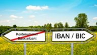IBAN and BIC codes